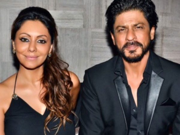 Image result for shahrukh khan with his wife