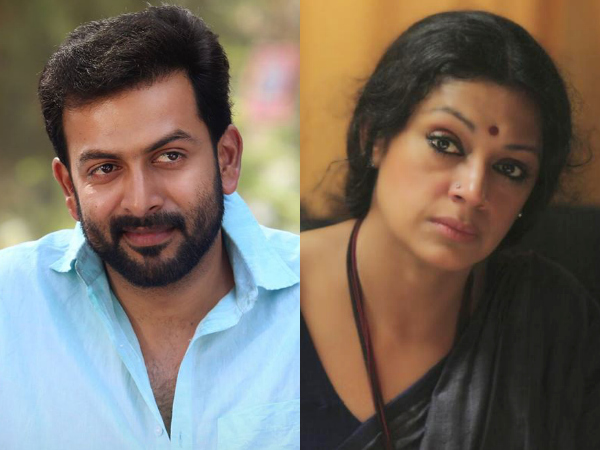 WHAT! Shobana Rejected Paavada Because Of Prithviraj?