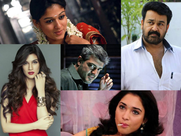 If It Is Mammootty For Vijay It Is Mohanlal For Ajith Check Out