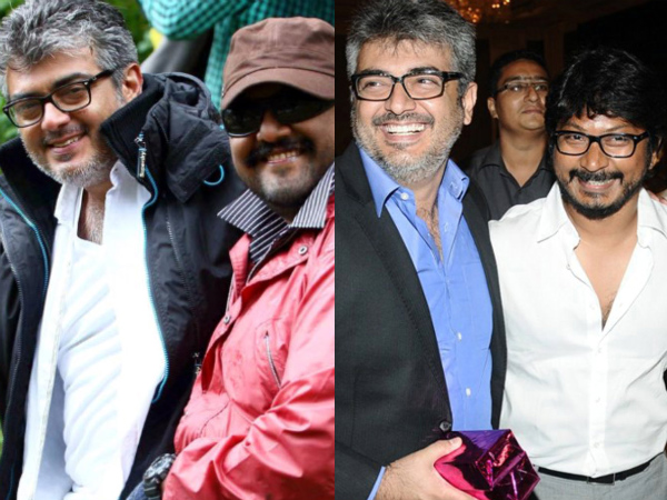 Ajiths Next With Siva Thala 57 Confirmed Slated For Diwali