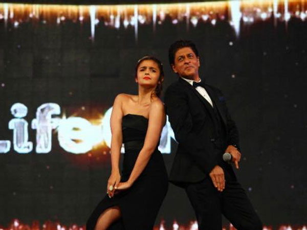 Shahrukh Khan-Alia Bhatt Start Shooting For Gauri Shinde's Film