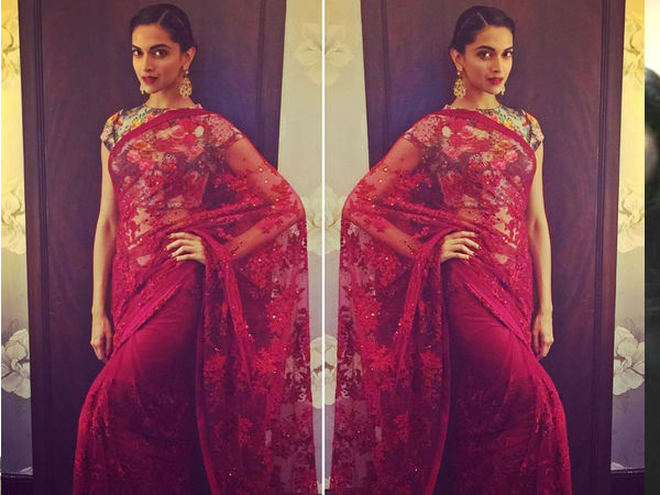 Deepika Attends Friend's Sangeet