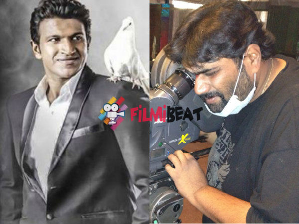 Nanda Kishore To Direct Puneeth Rajkumar