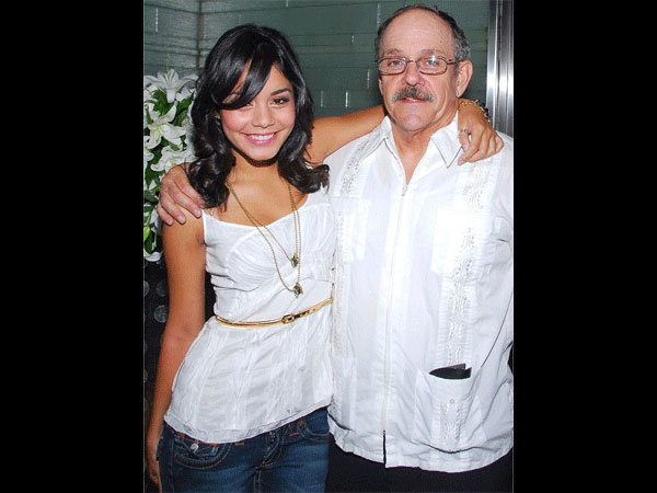 Vanessa Hudgens' Father Loses Life To Cancer: Dedicates Her Grease Performance To Him