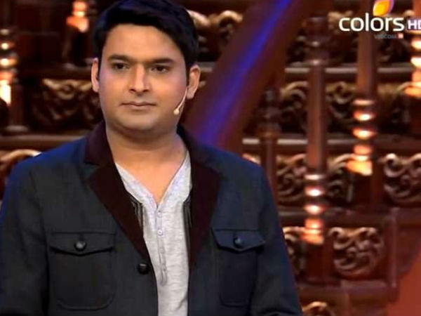 Kapil Insecure!