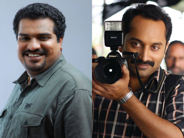 Fahadh Faasil Was The Only Choice For Mahesh: Dileesh Pothan