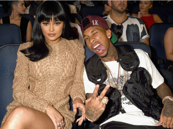 Tyga Cheating On Kylie Jenner? Caught Having Sleepover With Kylie Jenner Look Alike!