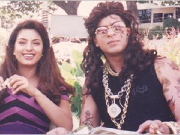 10 sweetest pictures of shahrukh khan juhi chawla from yes boss the film saw the sweetness between srk and juhi and their chemistry remembered till date the movie also starred aditya pancholi as shahrukh khans boss thecheapjerseys Image collections
