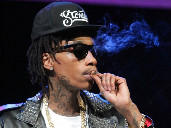 Wiz Khalifa Creating His Line Of Marijuana Products & Own Pot Blend!