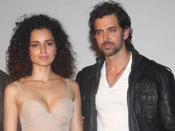 CLAPS:Kangana Said This About Hrithik's Mean Tweet About Her