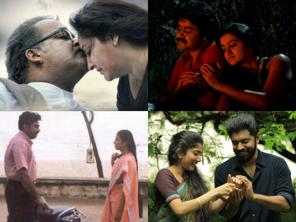 Malayalam Cinema Unique Love Stories Valentines Day Special Filmibeat