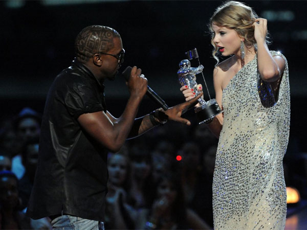 Kanye West Disses Taylor Swift In His New Song? This Is How Taylor's Friends & Family Reacted!