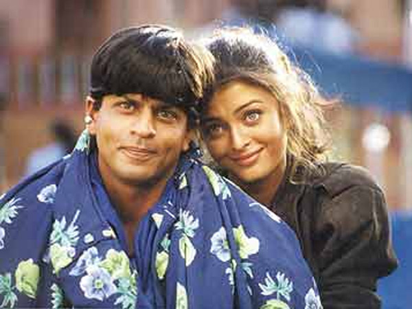 15 Flashback Pictures Of Shahrukh Khan & Aishwarya Rai From The Movie Josh.  - Filmibeat