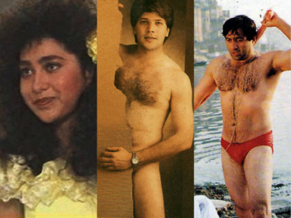 15 Weird Pics Of Bollywood Actors That Would Make You Say