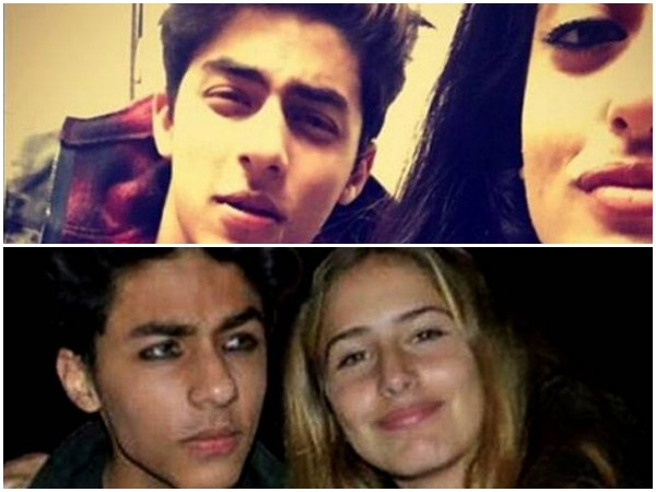 Aryan Khan And Navya Here Is Why Shahrukh K...