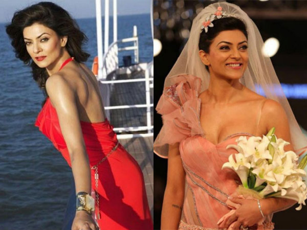 Sushmita Sen Gorgeous Fascinating