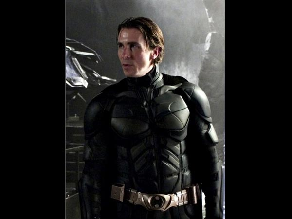 christian bale workout batman - photo #35