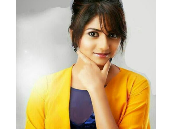 Rachita Ram Goes Traditional For Jaggu Dada Filmibeat