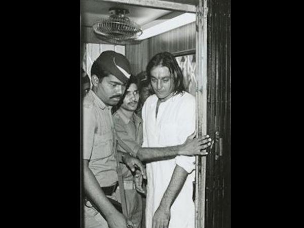1993 flashback pics when sanjay dutt got jailed for mumbai bomb blast
