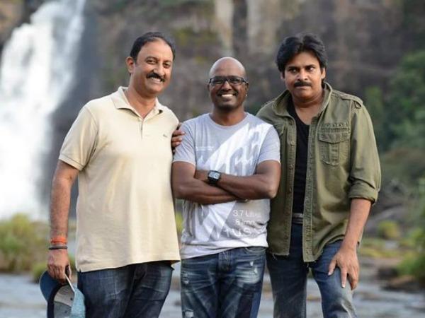 Telugu three some making video - 2 5