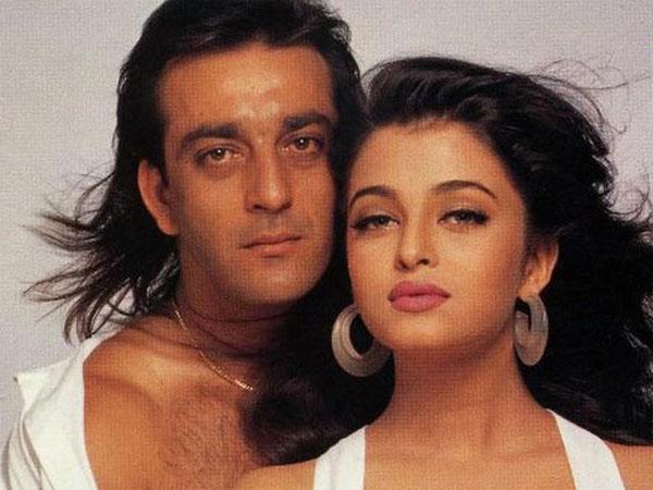 Sanjay Dutt, Sanjay Dutt Hot Romantic Pics With Aishwarya ...