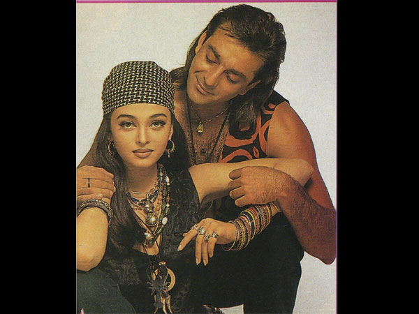 Sanjay Dutt, Sanjay Dutt Hot Romantic Pics With Aishwarya ...