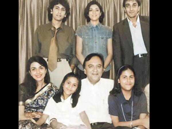 sanjay dutt late wife richa sharma letter when she was