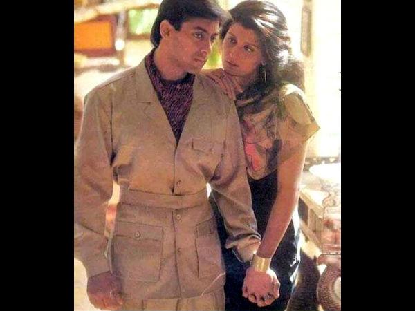 SHOCKING: Salman's First 'Ex' Was Not Sangeeta, But Shaheen!