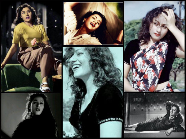 BORN BEAUTIFUL! These 30 Unseen Pics Of The 'Immortal Beauty' Madhubala, Will Kill Your Monday Blues