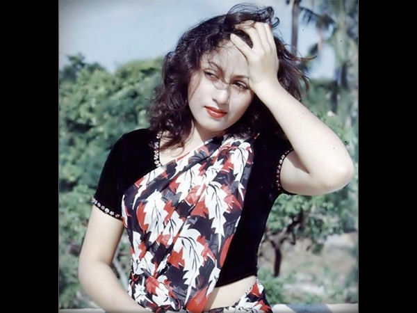 30 Unseen Pics Of The 'Immortal Beauty' Madhubal