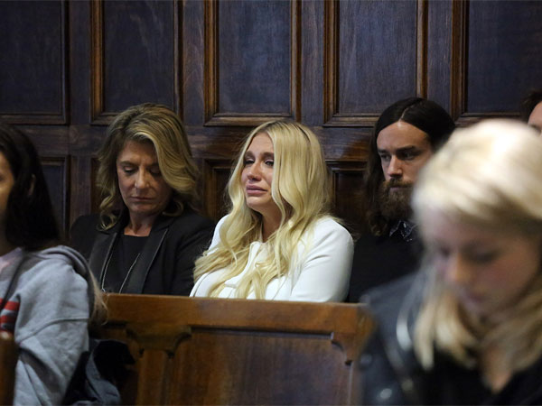 Leaked: Kesha Denies Being Sexually Assaulted By Dr Luke!