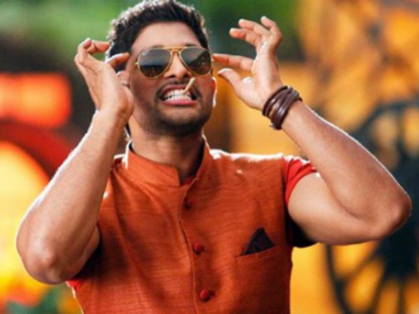 allu arjun s sarrainodu to pull off a rare feat filmibeat
