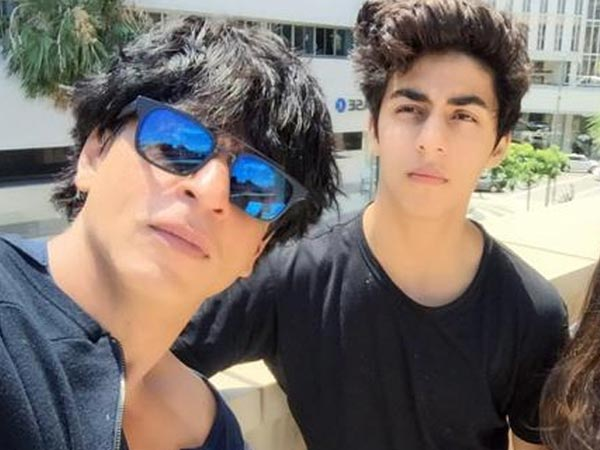 Here Is Why Shahrukh Khan's Son Aryan's Bollywood Debut Is On Hold!