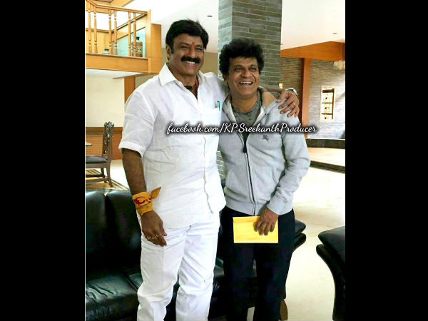 Balakrishna To Watch Shivarajkumar's 'Shivalinga' Soon!