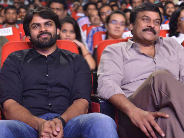 HOT NOW! Sai Dharam Tej Faces Chiranjeevi Fans' Ire