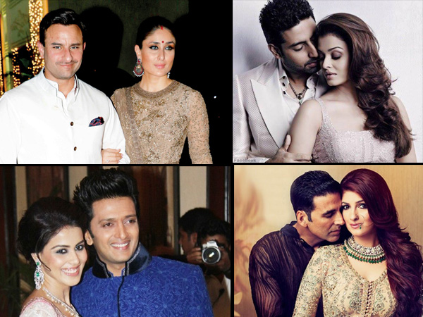 VD Special: Candid Pix Of B'wood Stars With Their Partners!