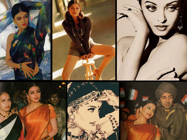 VINTAGE:Abhishek Will Go Crazy After Seeing These Pix Of Ash