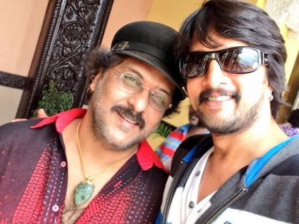 Guess Who Is The New Brother Of Sudeep In 'Hebbuli'?