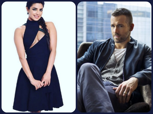 Deadpool Star Ryan Reynolds In Awe Of Priyanka Chopra