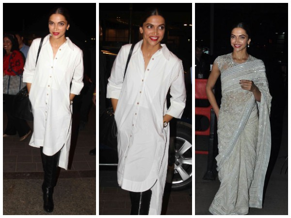 PICS! Deepika Padukone Looks Irrestible As She Heads For XXX Shooting With Vin Diesel