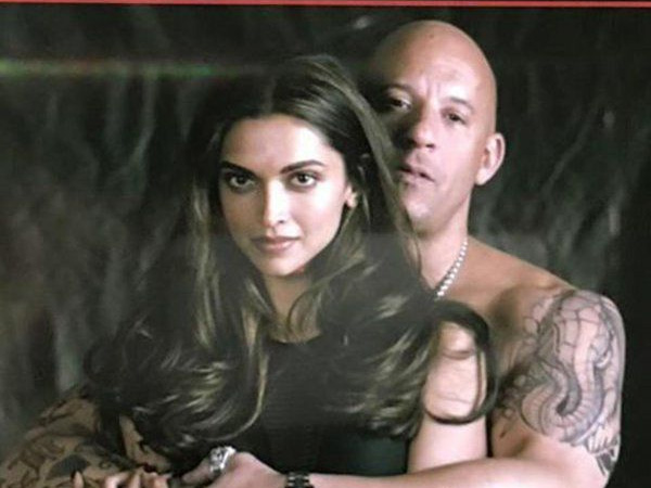 XXX HOT Pics! Deepika Padukone's Photoshoot With Vin Diesel