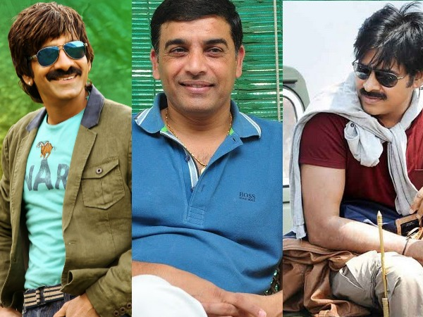 Dil Raju Confirms Remuneration Issues With Ravi Teja, Aims To Make A Film With Pawan Kalyan