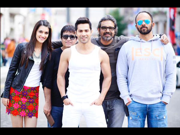 UH OH! After Dilwale Debacle, Varun Dhawan Rejects Rohit Shetty's Ram Lakhan?