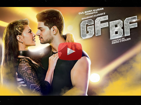 GF BF Video Song: Watch Sooraj Pancholi-Jacqueline Fernandez