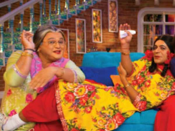 Colors & Comedy Nights With Kapil War: Ali Asgar & Sunil Grover Slapped With Legal Notice!