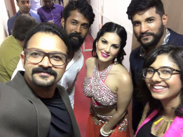 SWEET! Read What Jayasurya Posted About Sunny Leone!