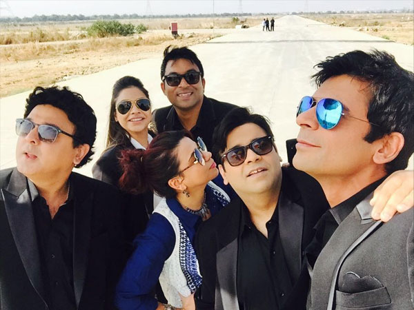 Fresh! Pictures From Kapil Sharma's New Show!