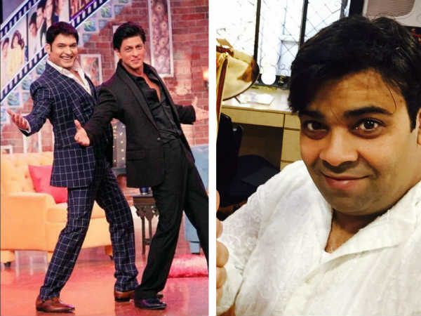 Kiku Sharda On Kapil Sharma's New Show; Shahrukh Khan, The First Guest!