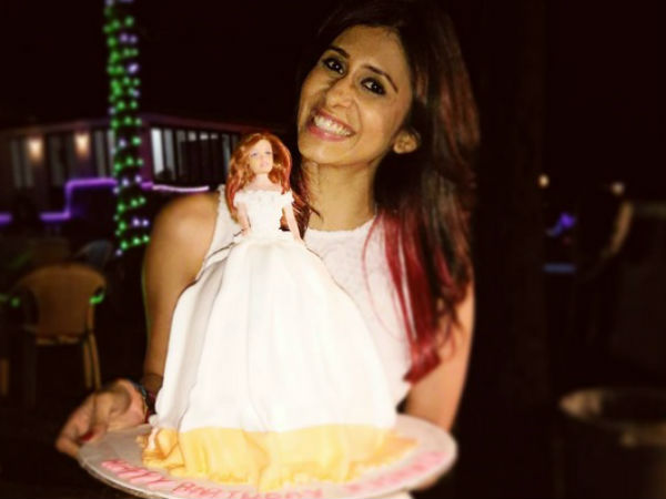 Check Out Who Attended Kishwer Merchant's Birthday Party (PICS)