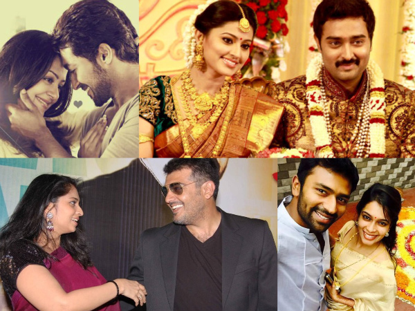 Most Famous Love Stories Of Kollywood In Recent Times